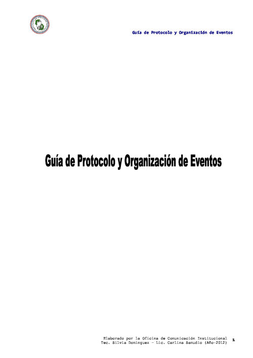 Guía de Protocolo y Organización de Eventos IPS_Oficial