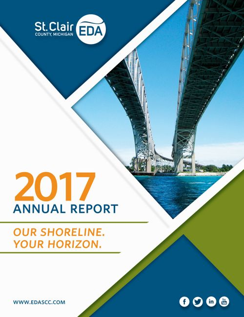 EDA of St. Clair County 2017 Annual Report Final