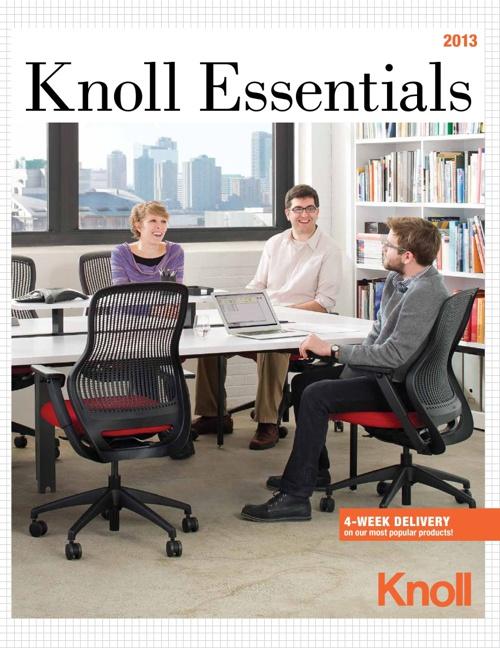 Knoll Essentials 2013