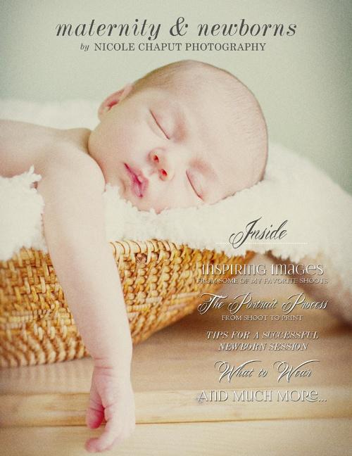 Maternity & Newborns by Nicole Chaput Photography