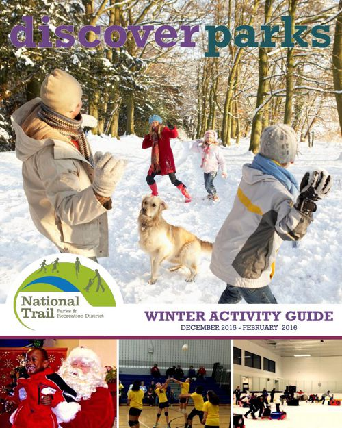 National Trail Winter Activity Guide 2015/16