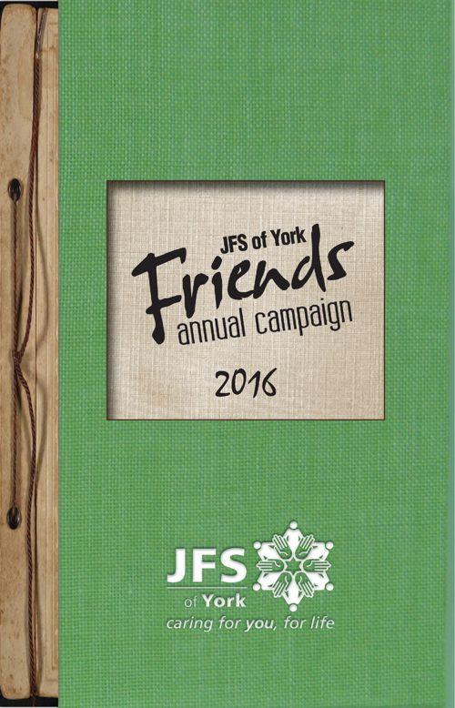 JFS Friends Campaign 2016