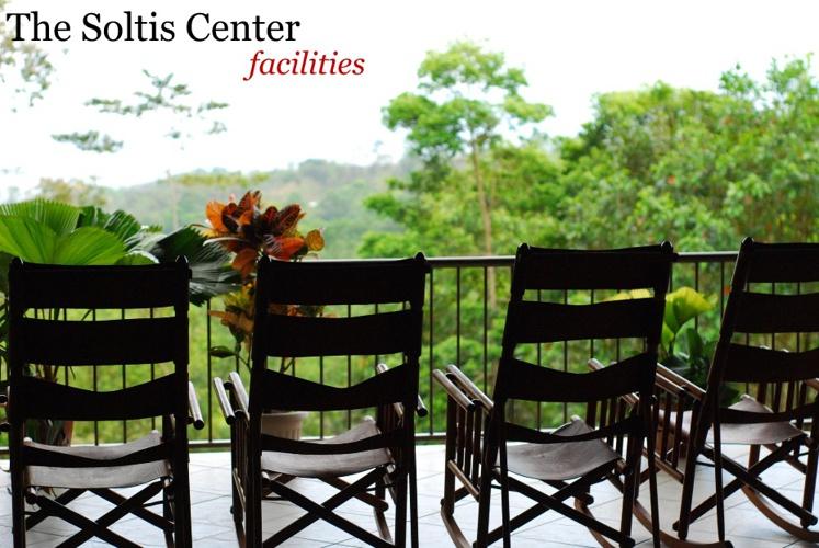 Soltis Center Facilities