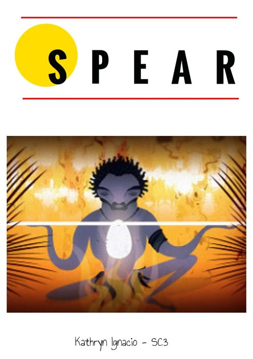 Spear - Aboriginal Dream Time story
