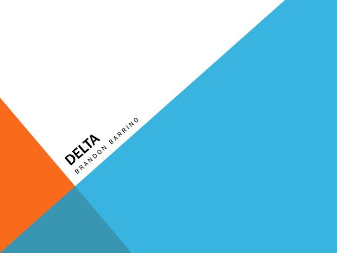 Delta Spaceship