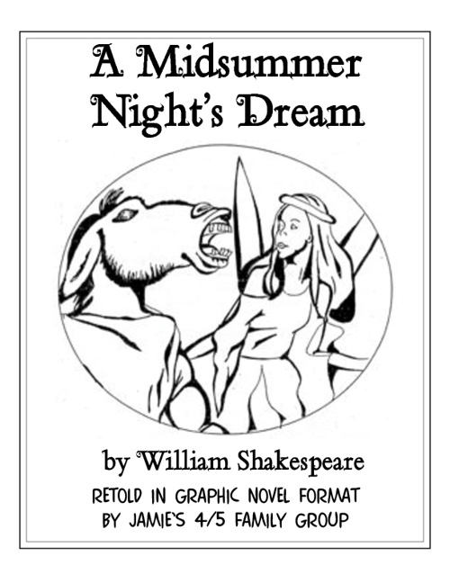 A Midsummer Night's Dream Graphic Novel