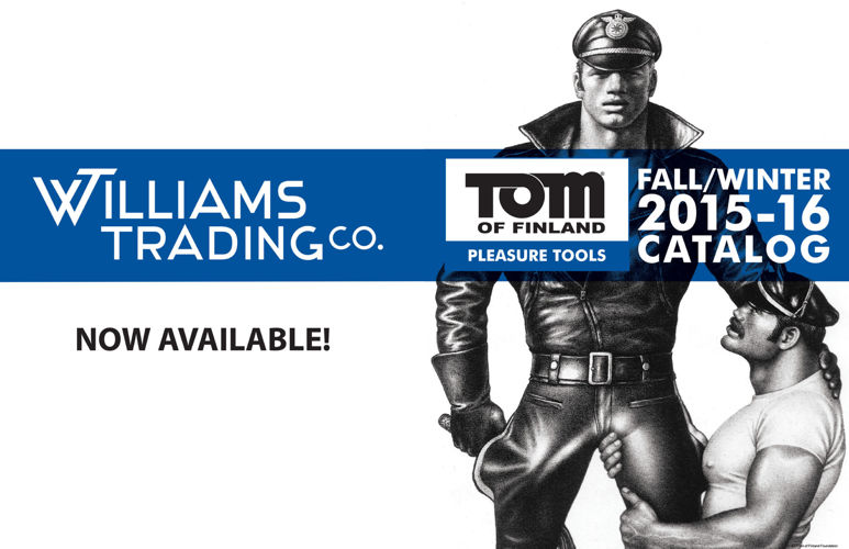 TOM OF FINLAND - WTC