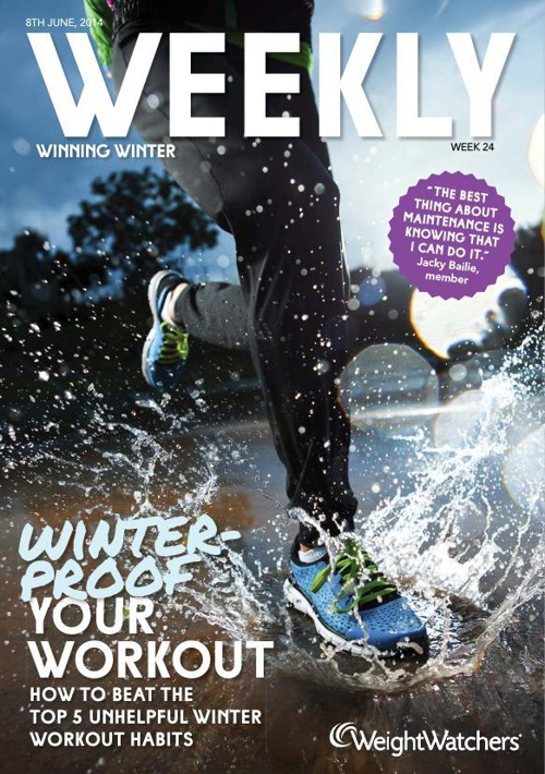 Weight Watchers Weekly Issue 24