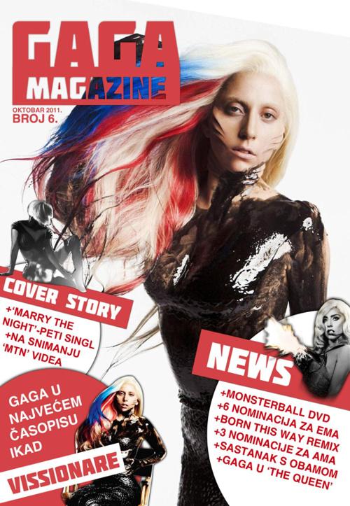 Gaga Maga 6 broj