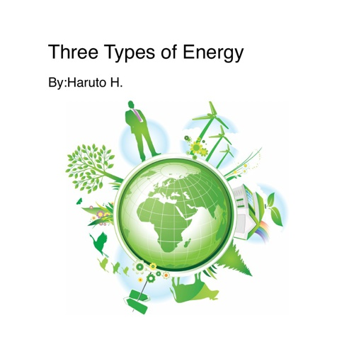 Smith Three Types of Energy