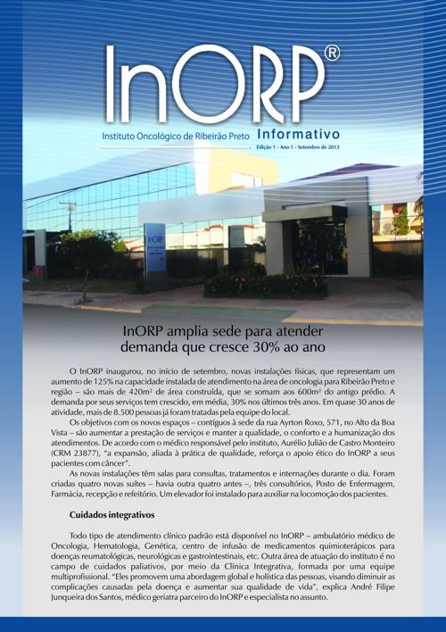 Informativo InORP #01