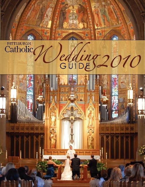 Pittsburgh Catholic Magazine Wedding Guide 2010