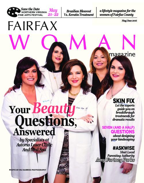 Fairfax Woman magazine - May/June 2016