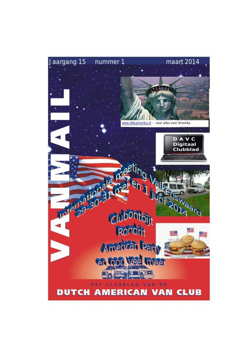 3e digitale clubblad - Maart 2014(1)