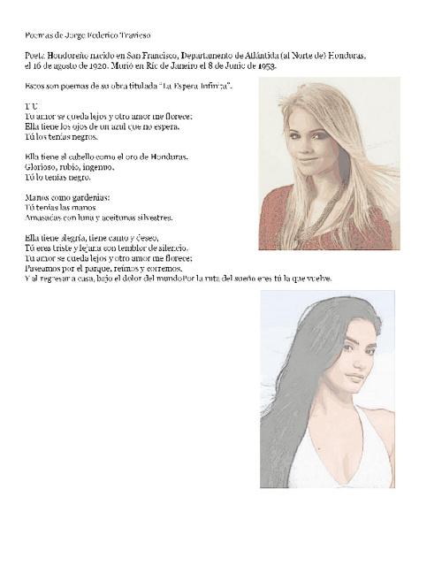 Poema de Jorge Federico Travieso