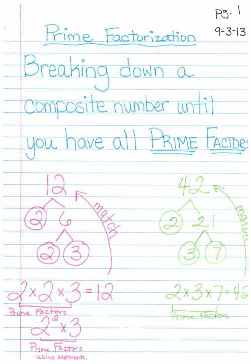 Math 361 Notes