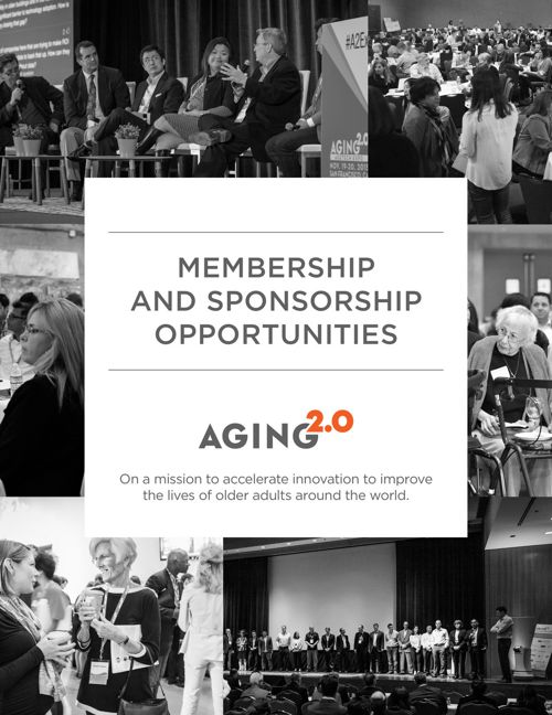 Aging2.0 Alliance Booklet