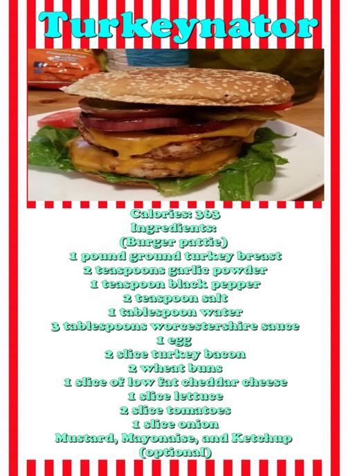 Wendy's Fast Food vs. Warapa's Healthy Food