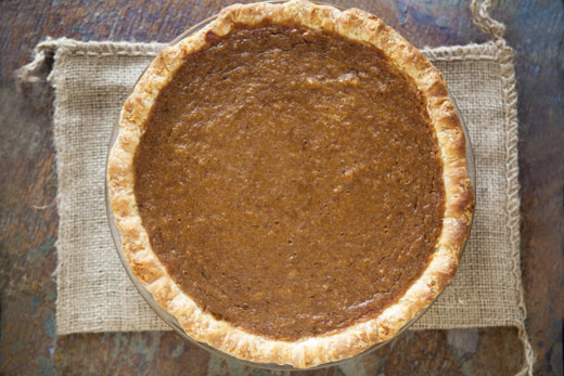 My pumpkin pie recipe By: Ryan Davison