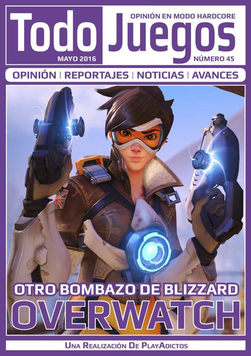 Revista TodoJuegos N°45