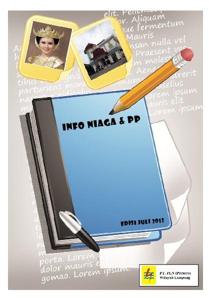 Info Niaga & PP Juli 2012