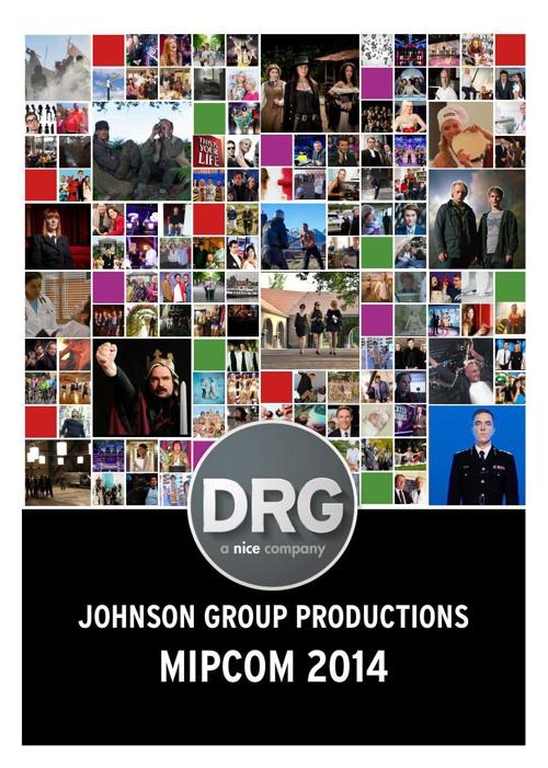 Johnson Productions MIPCOM 2014