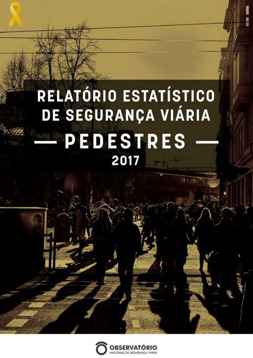 RELATÓRIO ESTATÍSTICO - PEDESTRES