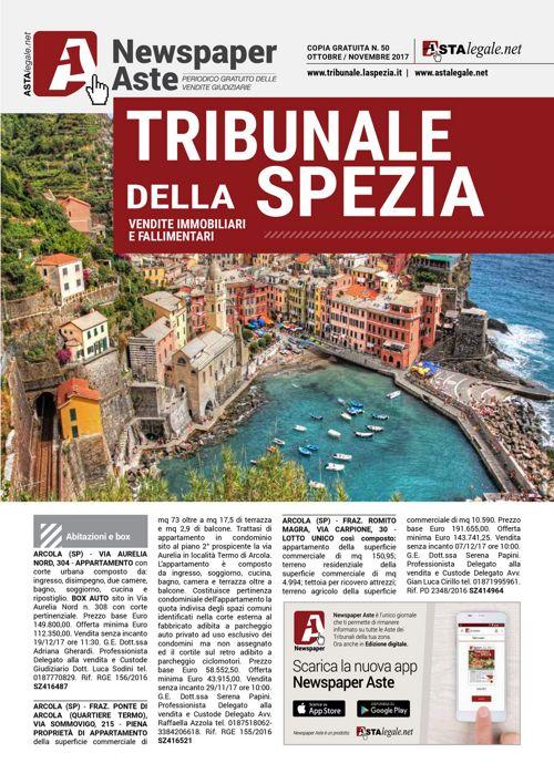 La Spezia ottobre novembre 2017