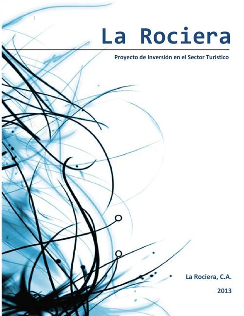 La Rociera. C.A.
