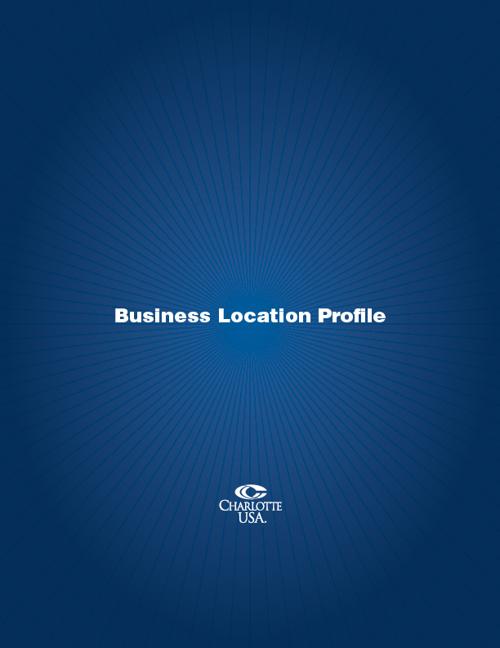 Charlotte USA Business Location Profile