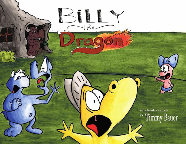 Copy of Billy the Dragon