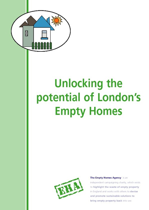 Unlocking The Potential Of London's Empty Homes