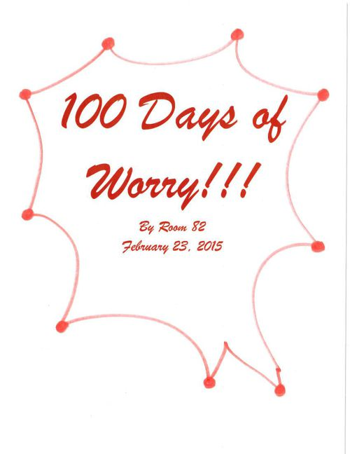 100 Days of Worry