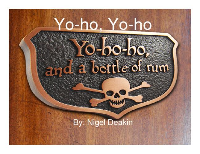 Yo-Ho!