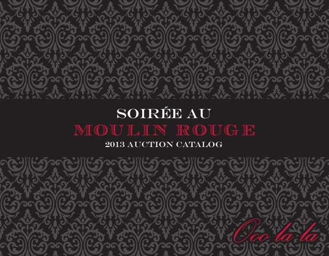Moulin Rouge Auction Catalog