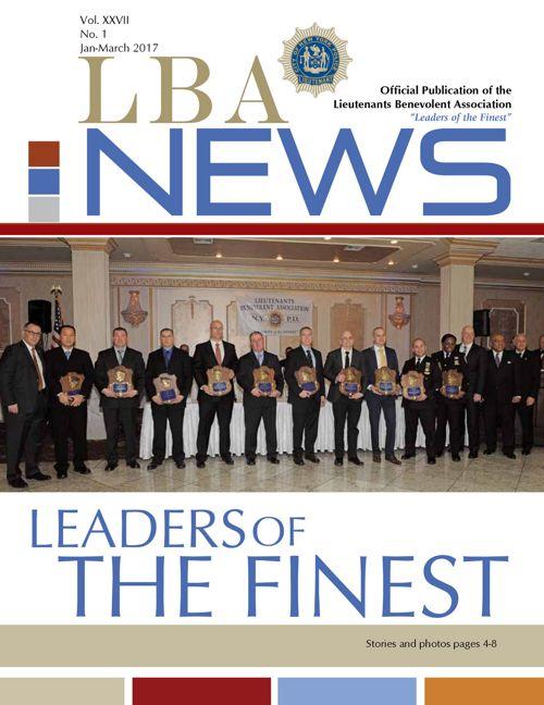 LBA News | Jan-March 2017