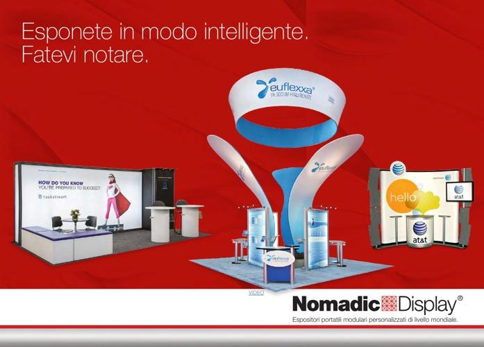 Nomadic Display IT Product Brochure