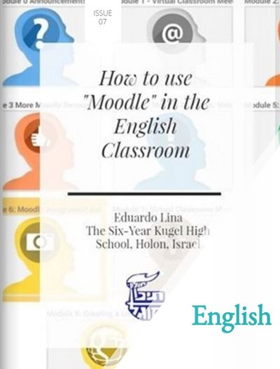 English How to Use Moodle in the English Classroom