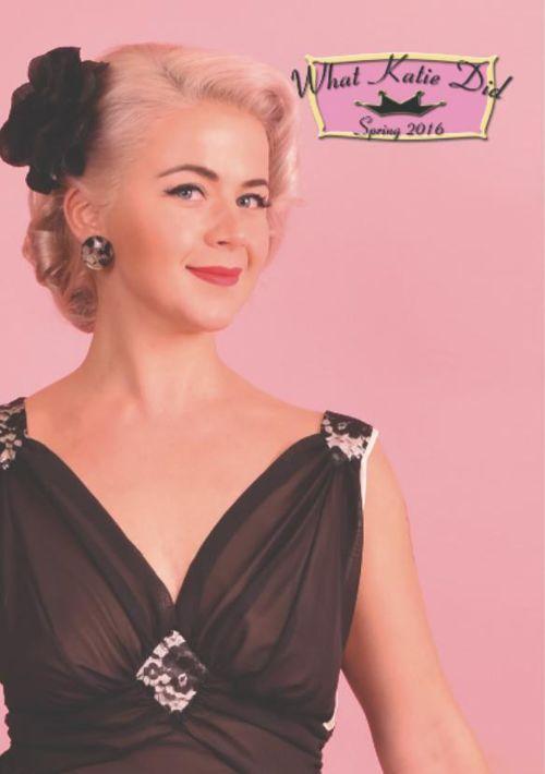 What Katie Did: Vintage Lingerie Magazine SS16