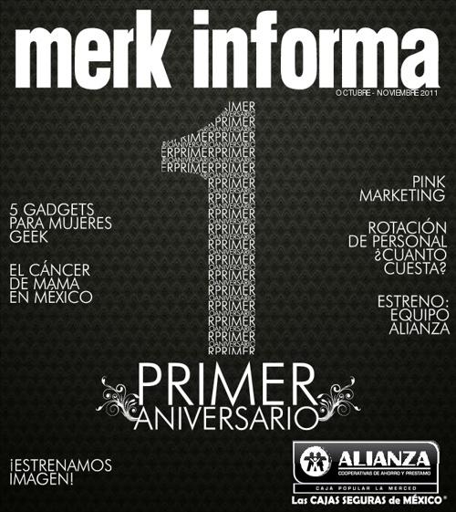 REVISTA MERK INFORMA OCTUBRE - NOVIEMBRE 2011
