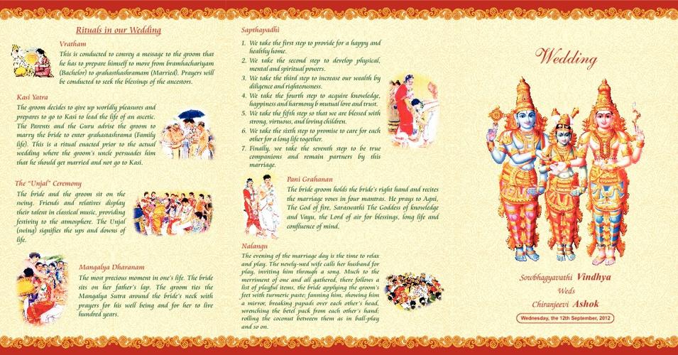 Vindhya weds Ashok