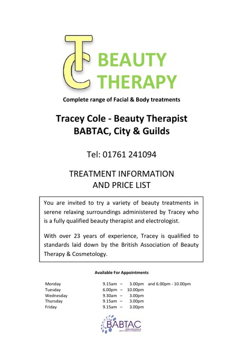 T Cole Beauty Therapy