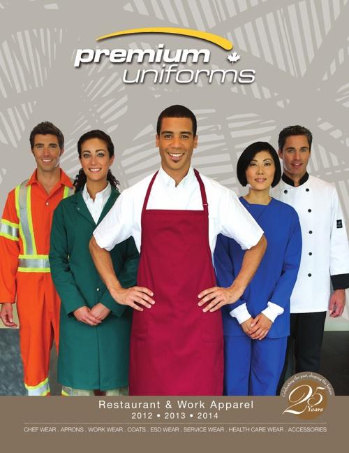 Premium Uniforms Interactive Flip Book