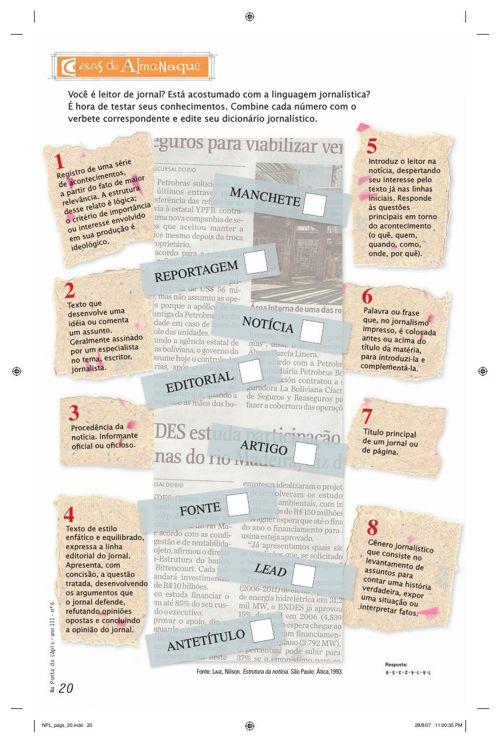 Quiz sobre a linguagem jornalística_NPL_pags_20