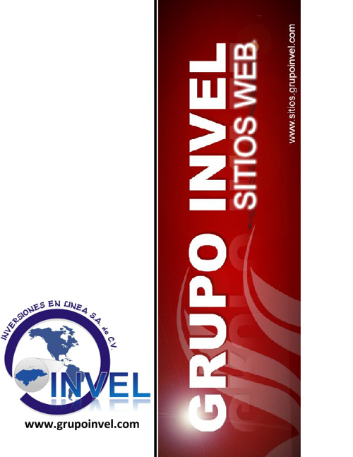 Sitios Web Grupo Invel