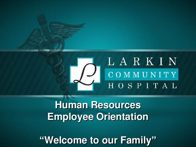 Human Resources Presentation