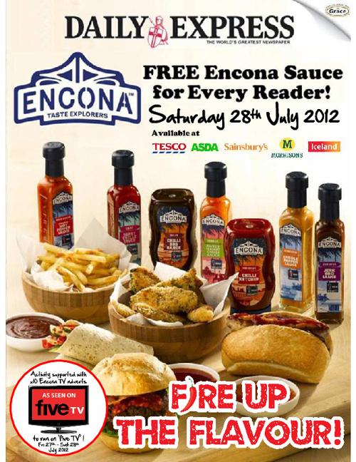 Encona Daily Express