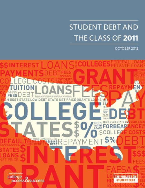Is college debt with it?
