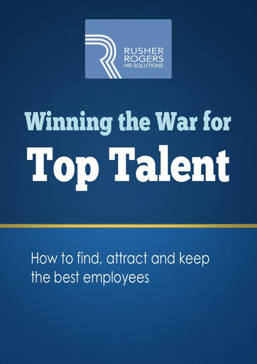 RRHR Winning The War For Top Talent - EBook 6Jan15