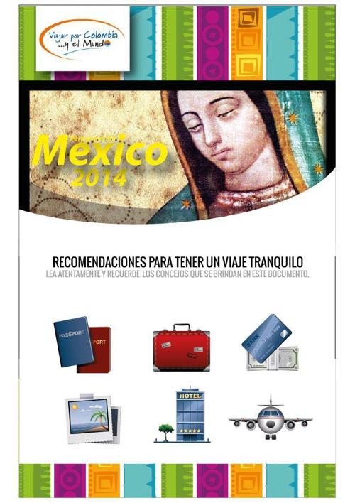 México recomendaciones Viajar por Colombia